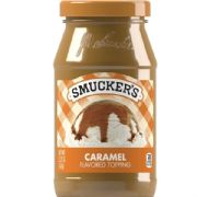Smuckers American Caramel Topping Sauce